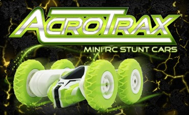 AcroTrax Mini RC Cars