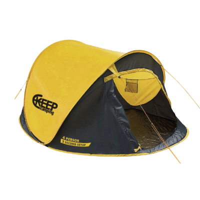 KEEP KAMPING POP-UP TENT