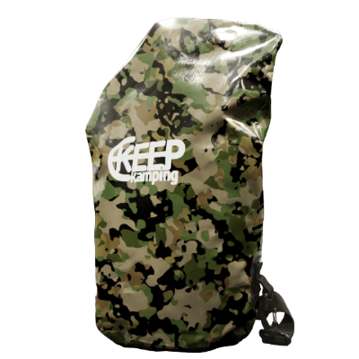 KEEP KAMPING WATERPROOF BAG