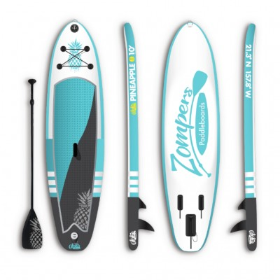 Zompers Inflatable Paddle Board